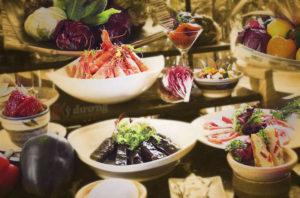 Thức ăn uống và màu sắc hợp mệnh